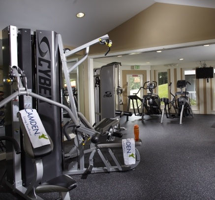 Fitness Center Camden Russett Apartments in Laurel, Maryland